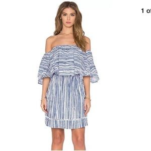 Nicholas off shoulder dress